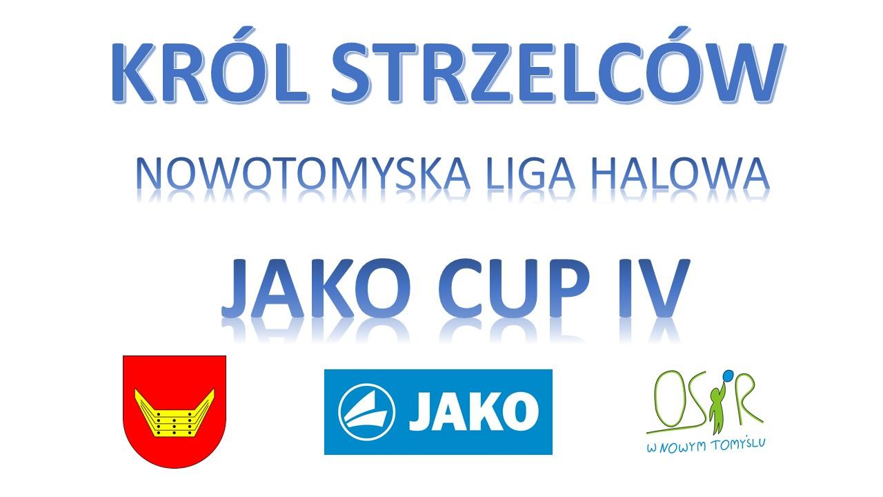 KLASYFIKACJA KRÓLA STRZELCÓW JAKO CUP IV.
