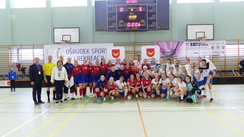 15 POLISH CUP 2020 / Norwegia (0) – Słowacja (5)