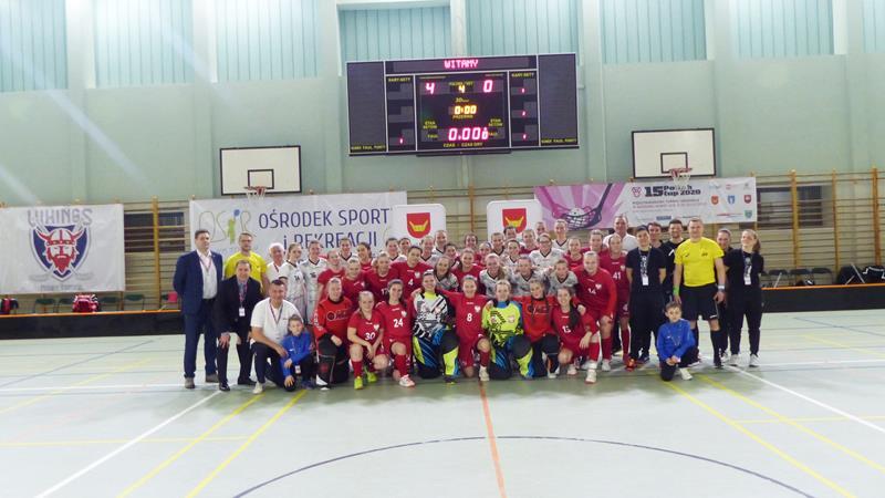 15 POLISH CUP 2020 / Polska (4) – Niemcy (0)